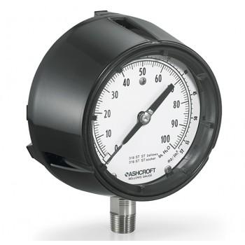 ashcroft雅斯科 1188 低压波纹管压力表