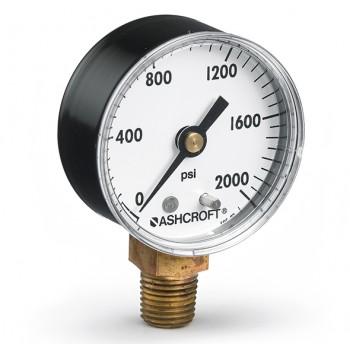 雅斯科ashcroft 1005, 1005P 通用压力表