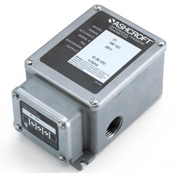 雅斯科ashcroft IXLdp 工业型微差压变送器