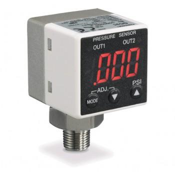 美国雅斯科GC31 数显式压力传感器,带开关量输出