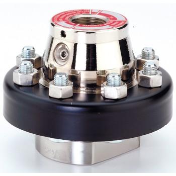 美国ashcroft100-101 螺纹隔膜