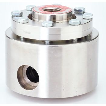 雅斯科ashcroft107 承插焊在线式隔膜