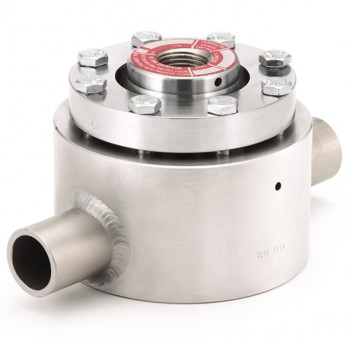 美国雅斯科208 对焊型管道在线式隔膜