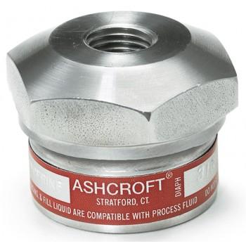 ashcroft雅斯科310-315迷你型螺纹隔膜