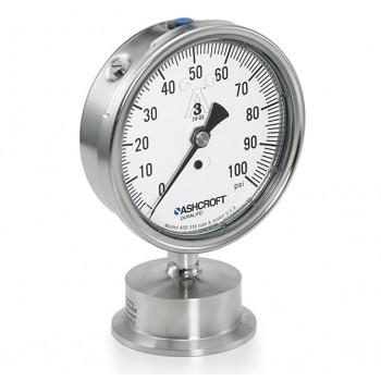 雅斯科ashcroft1032卫生型隔膜压力表