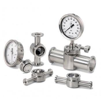 ashcroft雅斯科1036卫生型隔膜压力表