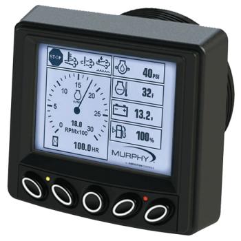 MURPHY PV380多功能可编程显示器