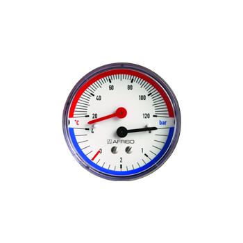 德国afriso温度压力表 TM 63/80,D111/D211;TH 80,D211