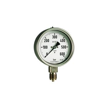 德国afriso压力表,耐腐蚀型RF 100/160 Ch,D4