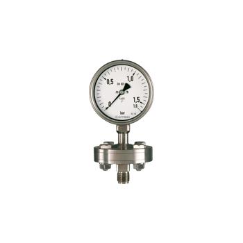 德国afriso隔膜压力表,标准型MD 30