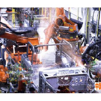在中国的机器人从Calw进行管理管理