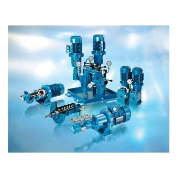 奥地利KRAL CKC-55.AAA.xxx进口中高压小流量螺杆泵技术选型和技术服务