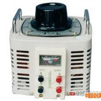 调压器变压器的原理与故障原因及特点