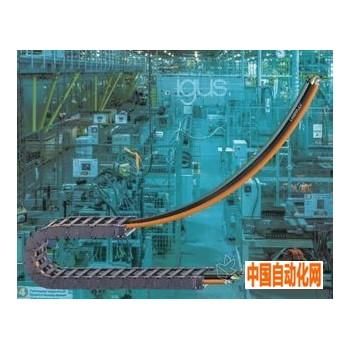 易格斯:拖链专用电缆全球领导品牌,25年专业制造经验