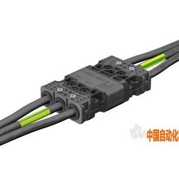 """用于插接系统的新模块 """"CombiTac""""和初级电路连接器RobiFix-MINI"""