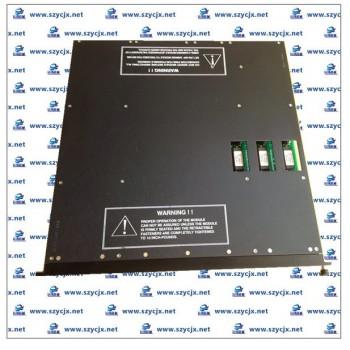TRICON 9753-110  脉冲量输入端子板(8点)