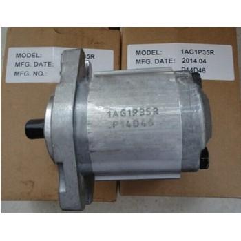台湾HONOR钰盟1DG1AF0605R高压齿轮泵1KH1S01L
