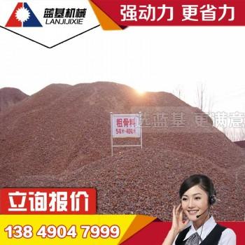建筑垃圾筛分处理设备述说建筑垃圾回收再利用真相ER96