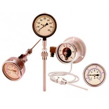 德国pkp温度计TZ04 带氮气充填的拨号温度计