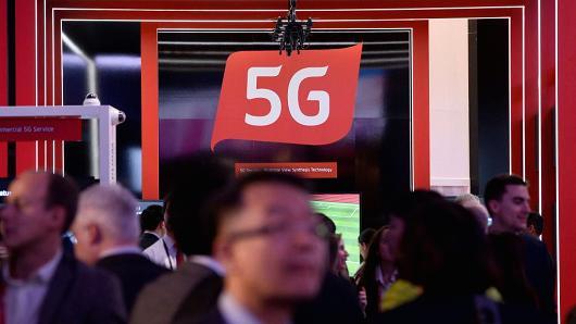 """专家称中国可能是5G的""""无可争议的领导者"""""""