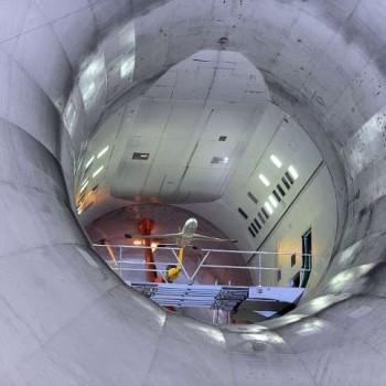 建设正在中国功能最强大的超音速风洞