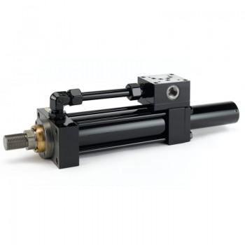TAIYO液压缸 35P - 3系列,带位置检测器