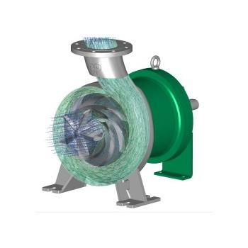 瑞士CP Pumpen无密封磁力驱动泵