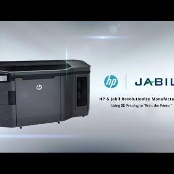 Jabil创建增材制造网络