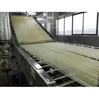 大型自动化云南米线设备出粉率高(93%)