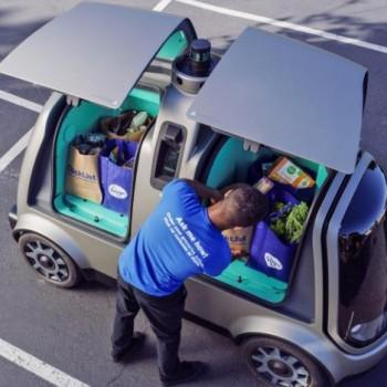 自动送货车是否会让超市的购物成为过去?