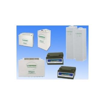 德国HOPPECKE固定式铅酸电池