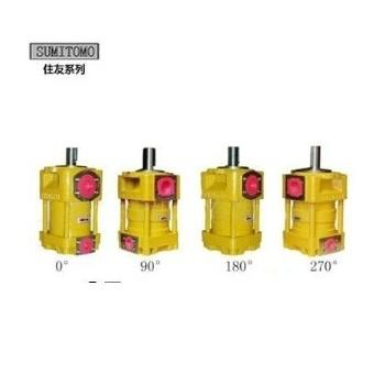 日本SUMITOMO住友齿轮泵QT41-40-A