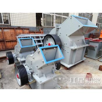 耐火厂破碎石料的pc600x400锤破机价格JYX72