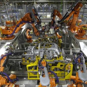 宝马集团工厂在数字化方面名列前茅