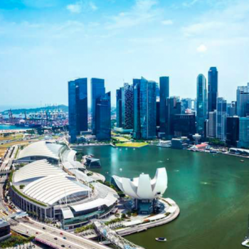 西门子为新加坡两条地铁线路提供电气化服务