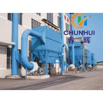 长春5吨供暖锅炉除尘器用220袋脉冲除尘器厂家根据粉尘性质合理选型
