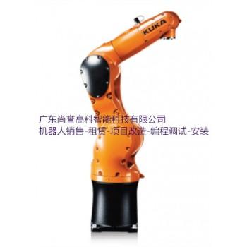 销售库卡机器人|KR 6 R900 sixx (KR AGILUS) 6kg|机器人租赁-广东尚誉高科