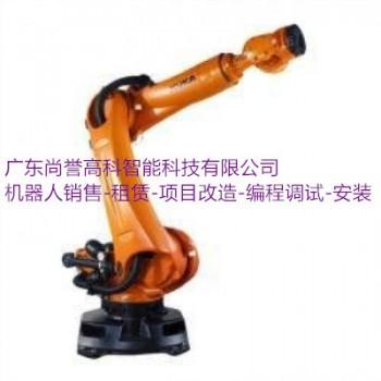 供应全新/二手KUKA机器人|KR 120 R3500 机器人冲压自动化|装载卸载|集成方案|机器人租赁-广东尚誉高科