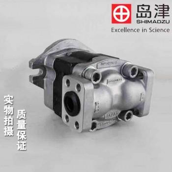 现供原装日本SHIMADZU岛津SGP1系列齿轮泵