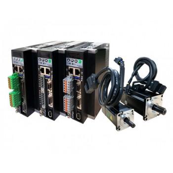 高性价比2KW大功率通用交流伺服系统220V供电
