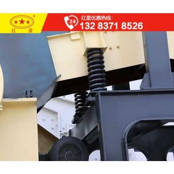 建筑垃圾打碎机——移动式打碎机的价格因素ZDD79
