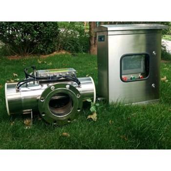 中压紫外线消毒器在水厂中的应用和维护