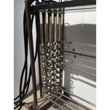 直销大型框架式消毒设备 规格齐全 明渠式紫外线消毒器 可定制
