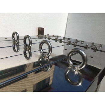 定州供应明渠式紫外线消毒器 大型框架式消毒设备紫外线污水消毒