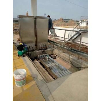 河北定州供应明渠式紫外线消毒器 明渠开放式紫外线污水处理消毒设备
