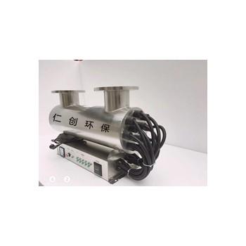 过流式紫外线消毒设备 二次供水用紫外线消毒器 厂家可定制
