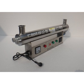 厂家可定制 二次供水用紫外线消毒设备 过流式紫外线消毒器