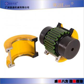 振通传动JS蛇形弹簧联轴器 可定制