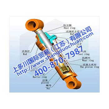 太阳铁工气缸/太阳液压油缸/太阳缓冲器中国专卖商