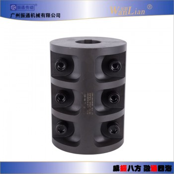 振通传动jq夹壳联轴器 可定制